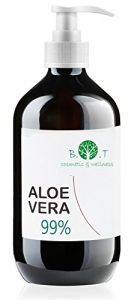 B.O.T Cosmetic & Wellness reines Aloe Vera Gel